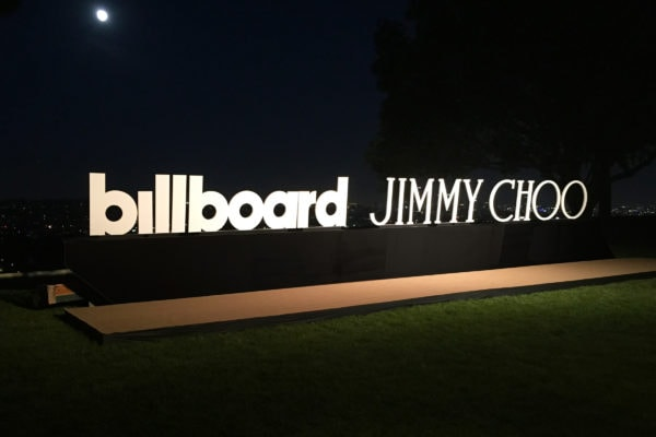 Billboard Jimmy Choo