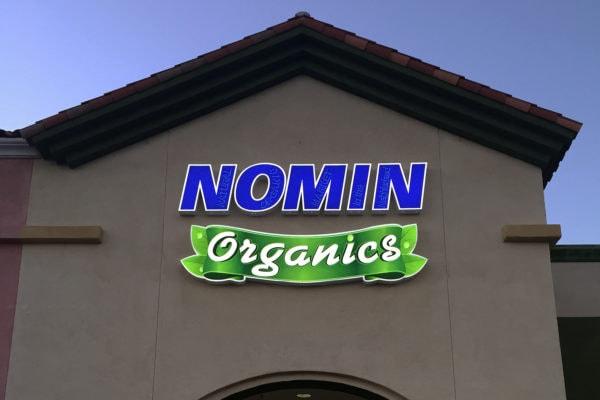 Nomin Organics by Brandex